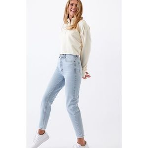 PacSun Light Ultra High Waisted Slim Fit Jeans NWT